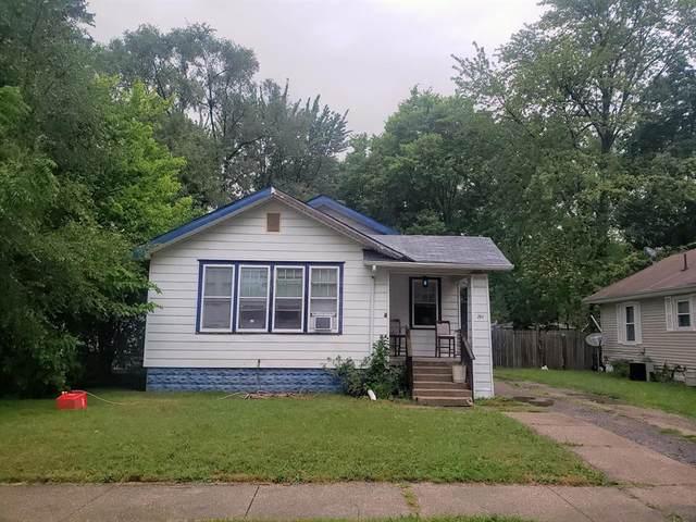 261 Searles Avenue, Benton Harbor, MI 49022 (#71021104956) :: The Vance Group | Keller Williams Domain