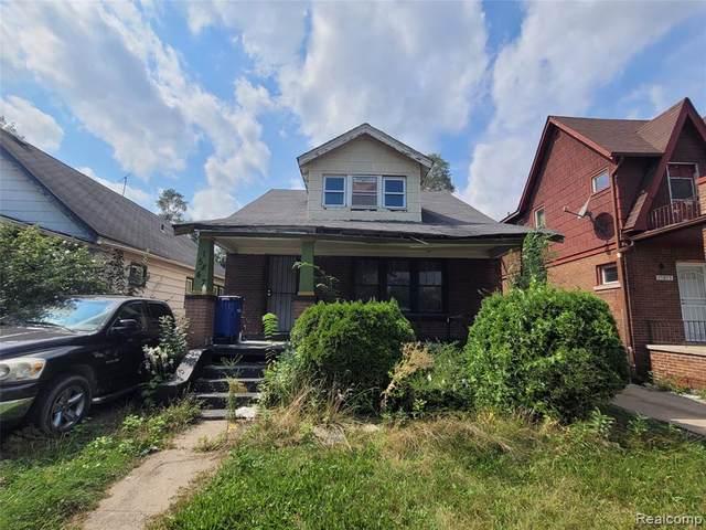 15847 Tuller Street, Detroit, MI 48238 (#2210075703) :: GK Real Estate Team