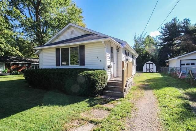 317 N Douglas Avenue, Three Rivers, MI 49093 (#68021104985) :: The Vance Group   Keller Williams Domain