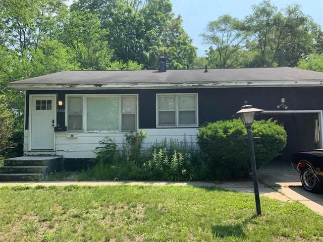 2408 Wood Street, Muskegon Heights, MI 49444 (#66021105032) :: The Vance Group | Keller Williams Domain