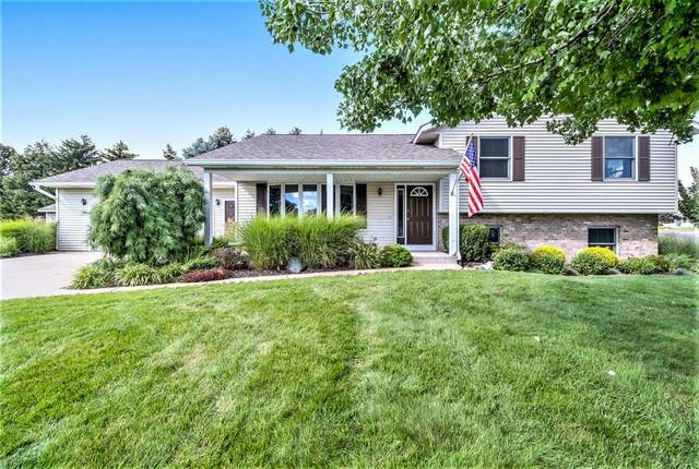 6671 Redhawk Avenue, Comstock Twp, MI 49048 (#66021105040) :: The Alex Nugent Team | Real Estate One