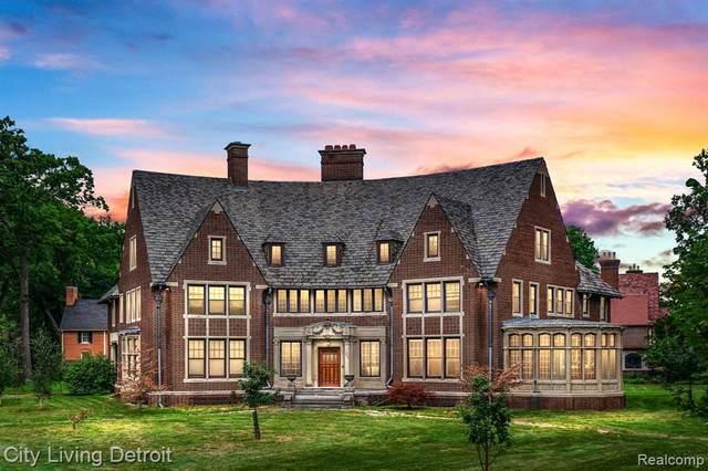 1830 Balmoral Drive, Detroit, MI 48203 (#2210075808) :: Duneske Real Estate Advisors