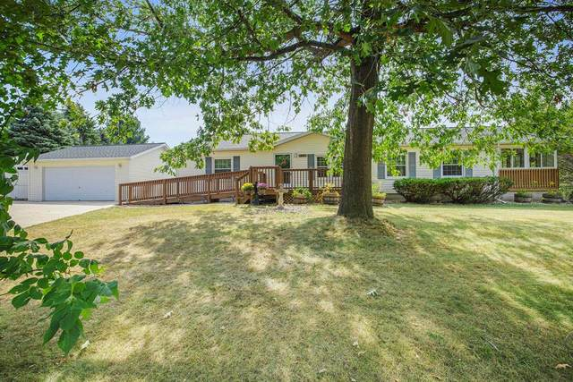 281 Mirror Drive, Liberty Twp-Jackson, MI 49249 (#55021105135) :: Real Estate For A CAUSE