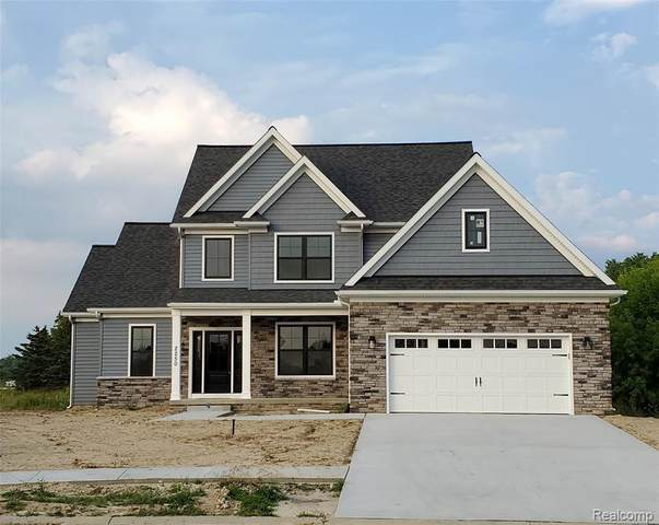 8325 Pleasant Court, Goodrich Vlg, MI 48438 (#2210075969) :: Real Estate For A CAUSE