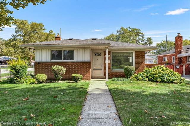 4601 Mckinley Street, Dearborn Heights, MI 48125 (#2210076012) :: GK Real Estate Team