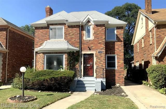 17381 Monica Street, Detroit, MI 48221 (#2210076071) :: The Alex Nugent Team   Real Estate One