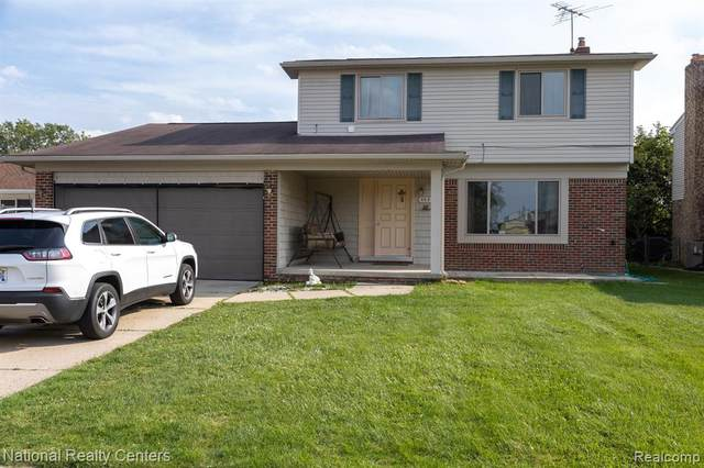 4434 Dickson Drive, Sterling Heights, MI 48310 (#2210076093) :: The Vance Group | Keller Williams Domain