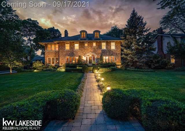 108 S Wilson Blvd, Mt. Clemens, MI 48043 (#58050054670) :: GK Real Estate Team
