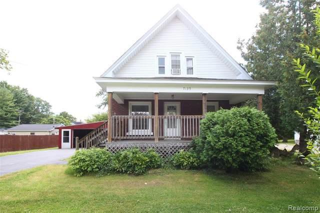 7139 Main Street, Kimball Twp, MI 48074 (#2210076131) :: National Realty Centers, Inc