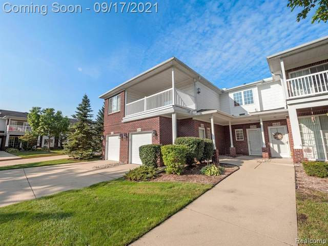 14494 Moravian Manor Circle, Sterling Heights, MI 48312 (#2210076186) :: The Vance Group | Keller Williams Domain
