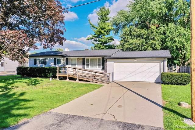 1481 S Genevieve Street, Burton, MI 48509 (#2210076287) :: Real Estate For A CAUSE