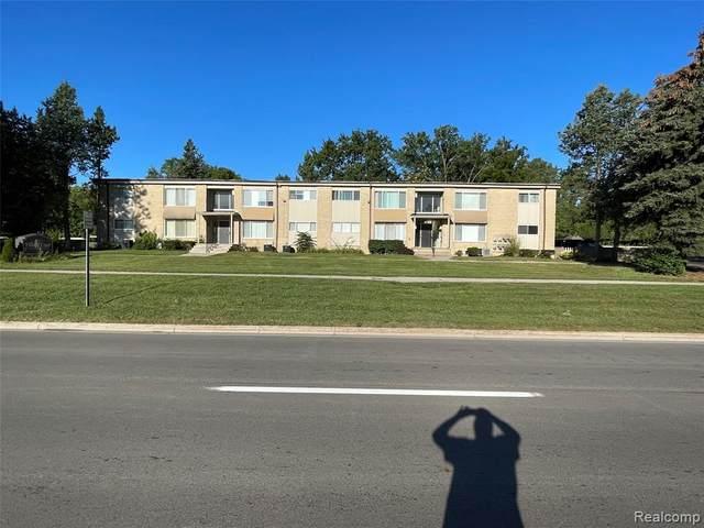 25671 Lahser Rd # B-17, Southfield, MI 48033 (#2210076298) :: The BK Agency