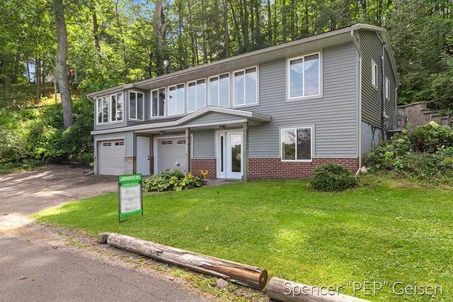 1001 E Baldwin Lake Drive, Eureka Twp, MI 48838 (#65021105362) :: Duneske Real Estate Advisors