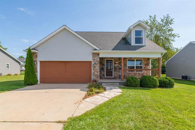 3932 Country Meadows Drive, Comstock Twp, MI 49048 (#66021105371) :: The Alex Nugent Team | Real Estate One