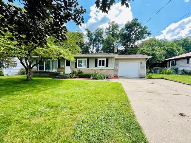 138 Briarhill Drive, Battle Creek, MI 49015 (#64021105389) :: Duneske Real Estate Advisors