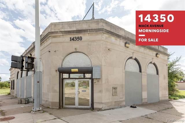 14350 Mack Avenue, Detroit, MI 48215 (#2210076444) :: RE/MAX Nexus