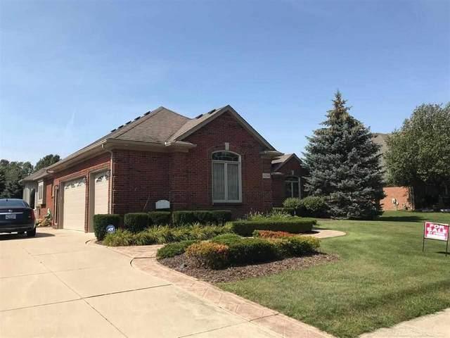 62941 Crimson #46, Washington Twp, MI 48094 (#58050054816) :: Duneske Real Estate Advisors
