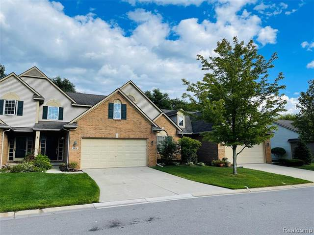1375 Waverly Drive, White Lake Twp, MI 48386 (#2210076590) :: Real Estate For A CAUSE