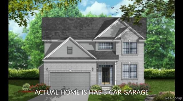 55702 Sunningdale Drive, Lyon Twp, MI 48178 (#2210076706) :: Duneske Real Estate Advisors