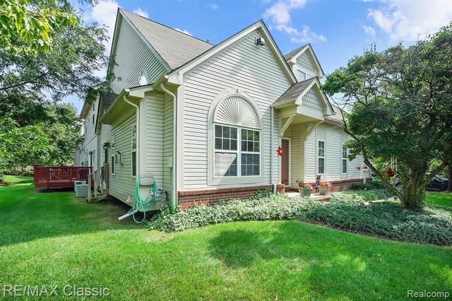 38236 Remington Park, Farmington Hills, MI 48331 (#2210076730) :: Duneske Real Estate Advisors