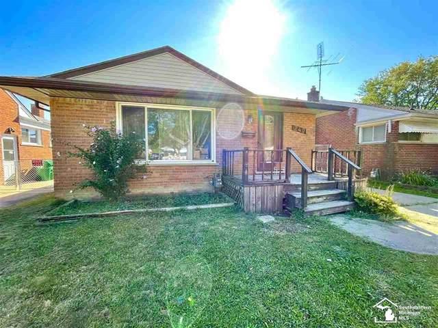 240 Lathers, Garden City, MI 48135 (#57050054868) :: GK Real Estate Team