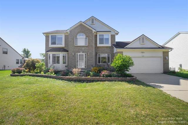 4694 Sycamore Drive, Pittsfield Twp, MI 48197 (#543283903) :: The Vance Group | Keller Williams Domain