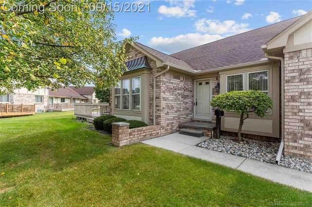 15469 Orchard Ridge Dr, Clinton Twp, MI 48038 (#58050054903) :: GK Real Estate Team