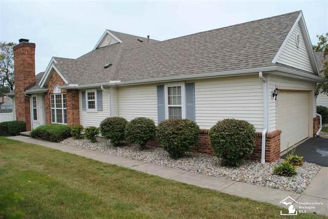 5830 E Dunbar Rd. D2, Monroe Twp, MI 48161 (#57050054916) :: Real Estate For A CAUSE