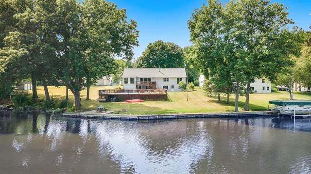 3503 Lake Allegan Drive, Allegan Twp, MI 49010 (#71021105582) :: National Realty Centers, Inc