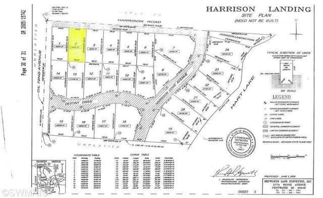 2 Harrison Road, Hart Twp, MI 49420 (#67021105578) :: The Mulvihill Group