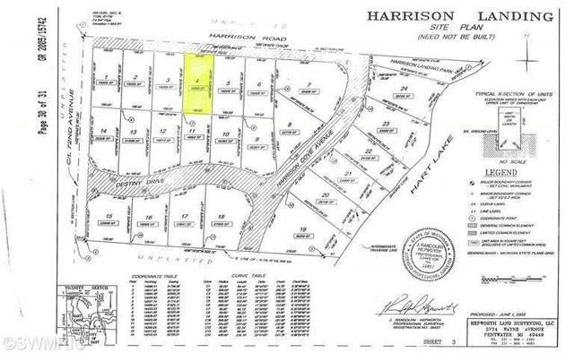 4 Harrison Road, Hart Twp, MI 49420 (#67021105583) :: The Mulvihill Group