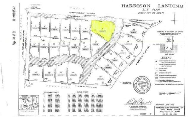 7 Harrison Road, Hart Twp, MI 49420 (#67021105586) :: The Mulvihill Group