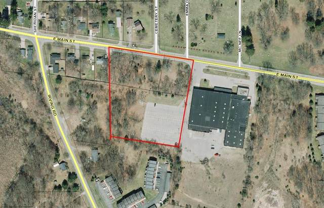 802 E Main Street, Middleville Vlg, MI 49333 (#65021105625) :: Novak & Associates