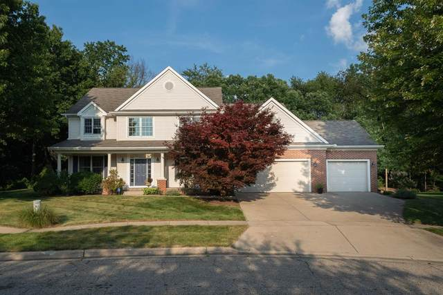 6295 Cully's Trail, Portage, MI 49024 (#66021105644) :: The Vance Group | Keller Williams Domain