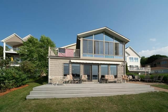1423 E Crooked Lake Drive, Texas Twp, MI 49009 (#66021105643) :: Duneske Real Estate Advisors
