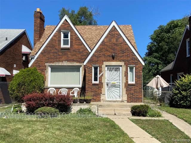 10126 Curtis Street, Detroit, MI 48221 (#2210077043) :: GK Real Estate Team
