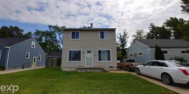2482 Greenfield Rd., Berkley, MI 48072 (#58050054989) :: GK Real Estate Team
