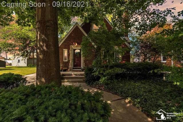 1842 23RD, Wyandotte, MI 48192 (#57050054993) :: GK Real Estate Team