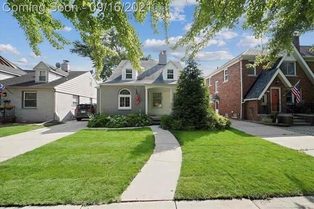 459 Calvin Ave., Grosse Pointe Farms, MI 48236 (#58050055002) :: GK Real Estate Team