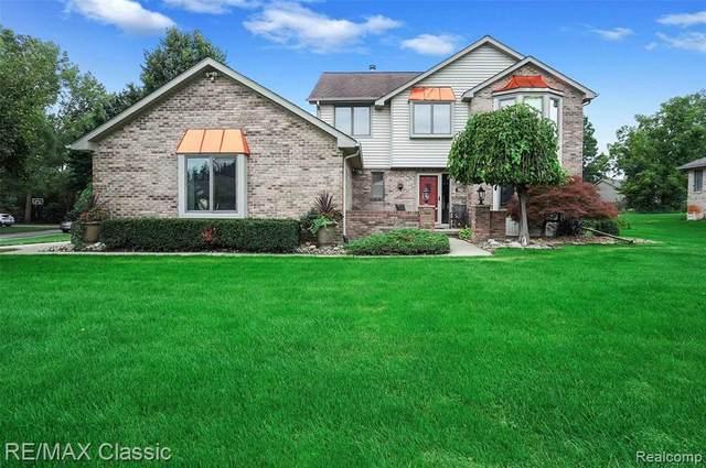 61653 Glenwood Trl, Washington Twp, MI 48094 (#2210077207) :: Duneske Real Estate Advisors