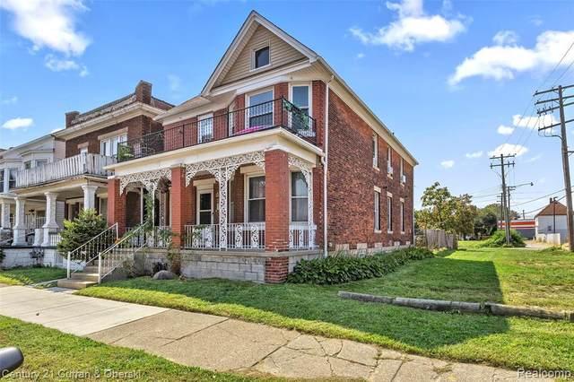 1737 Cavalry Street, Detroit, MI 48209 (#2210077305) :: GK Real Estate Team