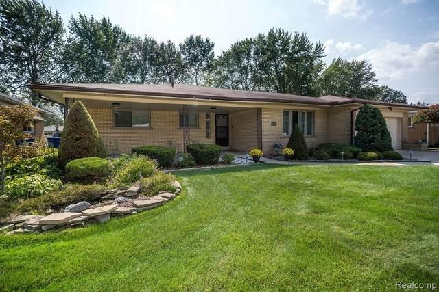 11174 Hanover Drive, Warren, MI 48093 (#2210077334) :: GK Real Estate Team