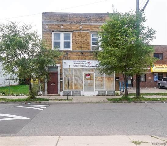 4028 Miller Street, Detroit, MI 48211 (#2210077404) :: RE/MAX Nexus