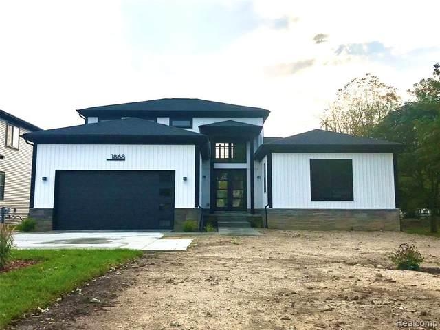 1868 Upland Drive, Ann Arbor, MI 48105 (#2210077408) :: Duneske Real Estate Advisors