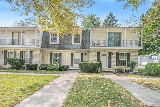 112 Longford Drive, Rochester Hills, MI 48309 (#2210077430) :: Real Estate For A CAUSE