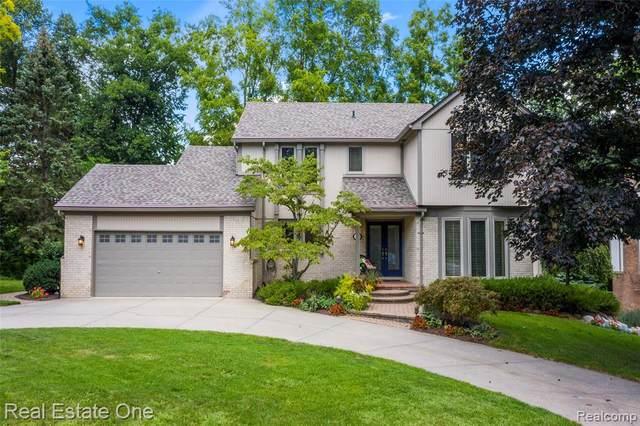620 Potomac Street, Northville, MI 48167 (#2210077458) :: Duneske Real Estate Advisors