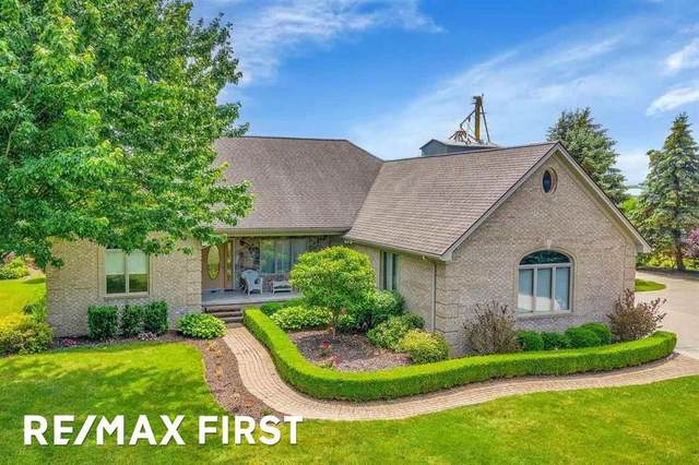 5201 Fred W Moore Hwy, China Twp, MI 48054 (#58050055107) :: The Vance Group   Keller Williams Domain
