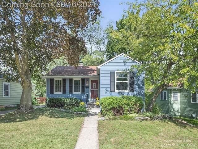 2124 Burns Street, Ypsilanti Twp, MI 48197 (#543283973) :: Duneske Real Estate Advisors