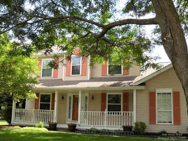 9881 Marshall Rd., Green Oak Twp, MI 48178 (#543283502) :: Duneske Real Estate Advisors