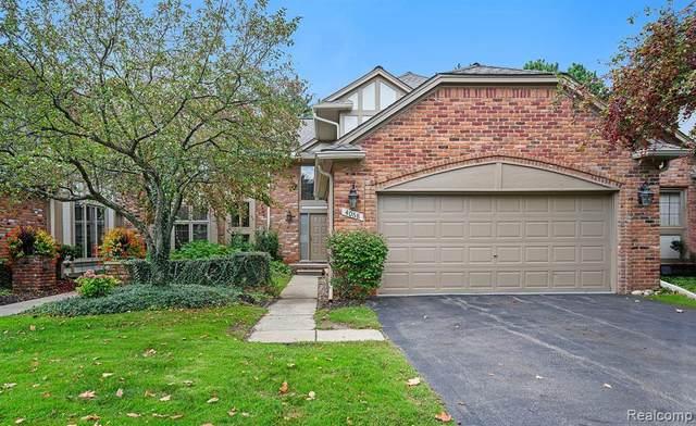 4068 Willoway Place Drive, Bloomfield Twp, MI 48302 (#2210077708) :: Keller Williams Advantage